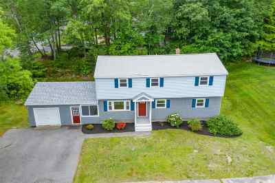 Nashua Single Family Home For Sale: 10 Nottingham Drive