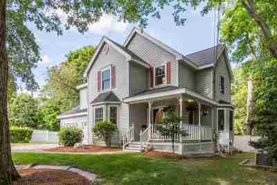 Nashua Single Family Home For Sale: 27 Webster Street