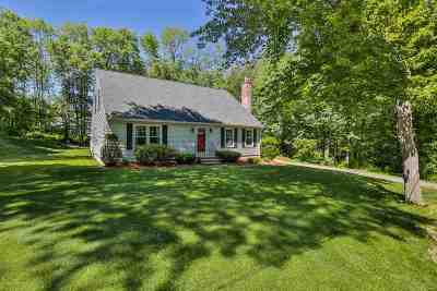 Bedford Single Family Home Active Under Contract: 13 Hickory Lane