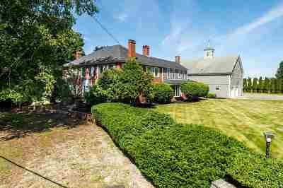 East Kingston Single Family Home For Sale: 1 Stumpfield Road