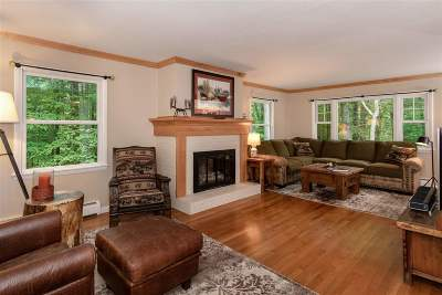 Gilford Single Family Home Active Under Contract: 325 Belknap Mountain Road