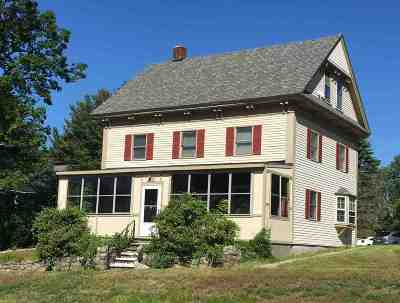 Pembroke Single Family Home Active Under Contract: 200 Main Street