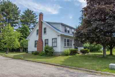 Goffstown Single Family Home For Sale: 70 North Mast Street