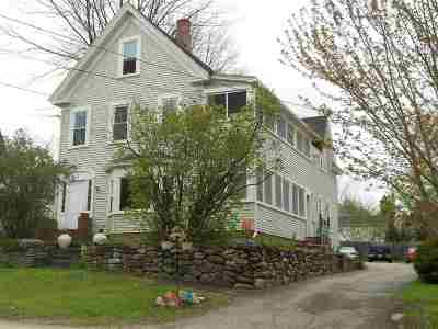 Franklin Multi Family Home For Sale: 15 Pearl Street