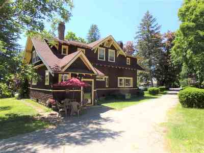 Strafford County Single Family Home For Sale: 18-20 Charles Street