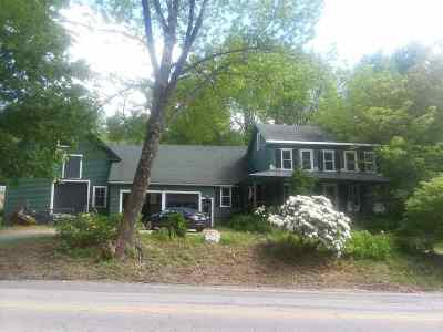 Wolfeboro Single Family Home Active Under Contract: 660 S Main Street