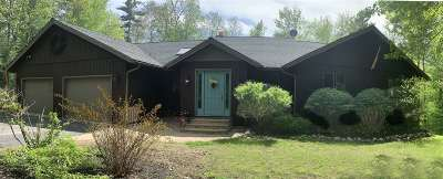 Rutland Town Single Family Home For Sale: 161 Heather Lane