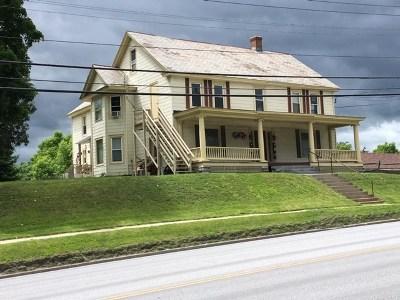 Rutland, Rutland City Multi Family Home For Sale: 197 North Main Street