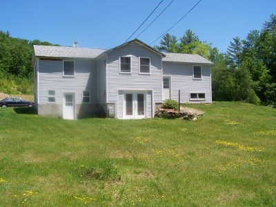 Belmont Single Family Home For Sale: 1213 Laconia Road Highway