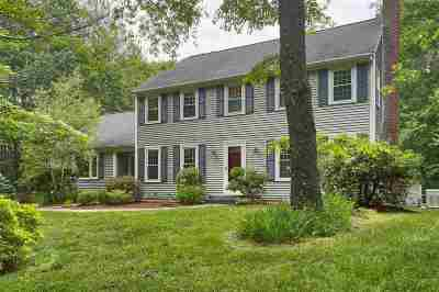 Bedford Single Family Home For Sale: 31 Blackbird Drive