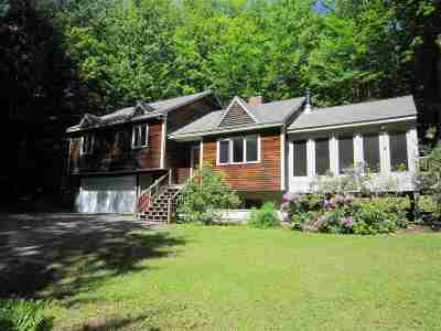 Plymouth Single Family Home For Sale: 73 Sunrise Circle Circle
