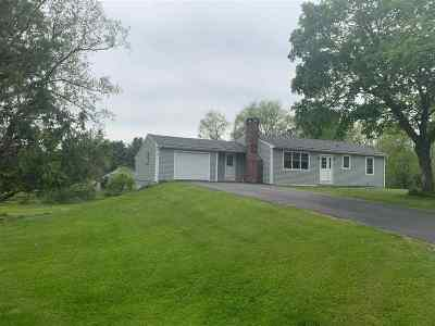 Wolfeboro Single Family Home Active Under Contract: 28 Old Lakeview Terrace