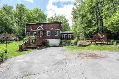 Hillsborough Single Family Home For Sale: 882 Second Nh Turnpike