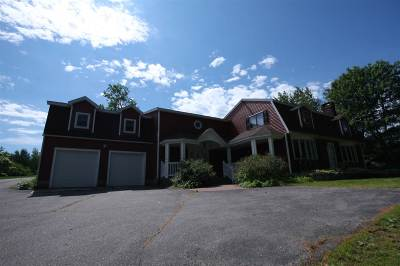 Londonderry Single Family Home Active Under Contract: 170 South Road