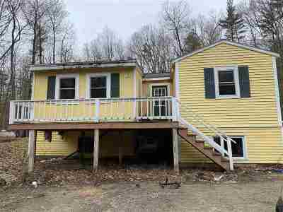 Wolfeboro Single Family Home For Auction: 78 Beach Pond Road