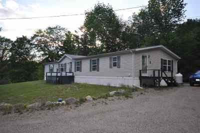 Campton Mobile/Manufactured For Sale: 17 Sugar House Road