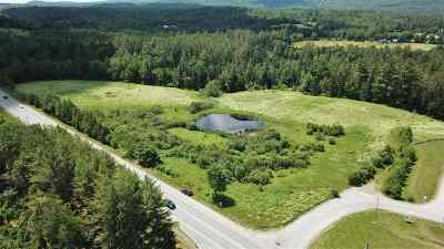 Whitefield Residential Lots & Land For Sale: Route 116 Littleton Road