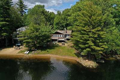 Strafford County Single Family Home For Sale: 38 Shore Drive