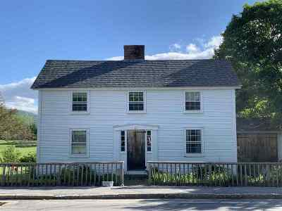 Sandwich Single Family Home For Sale: 17 Main Street