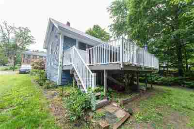Franklin Single Family Home Active Under Contract: 160 S Main Street