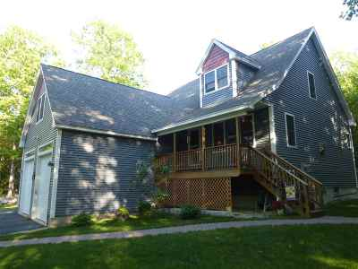 Alton NH Single Family Home Active Under Contract: $336,900