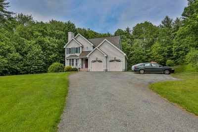 Goffstown Single Family Home Active Under Contract: 7 Acorn Drive