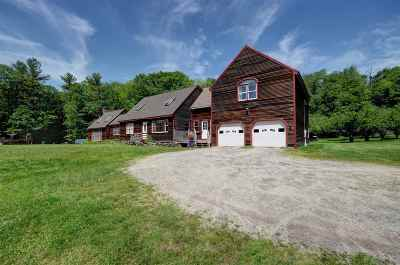Weare Single Family Home For Sale: 435 Old Francestown Road