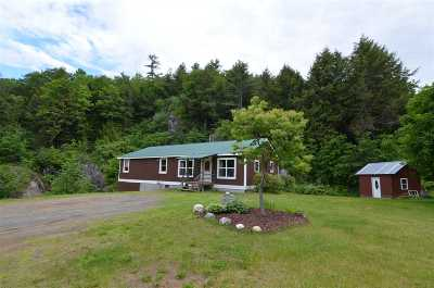 Thetford Single Family Home For Sale: 5402 Route 113