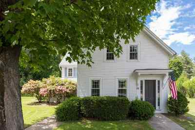 Newfields Single Family Home For Sale: 46 Main Street