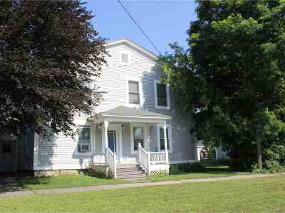 Vergennes Multi Family Home For Sale: 64 West Main Street