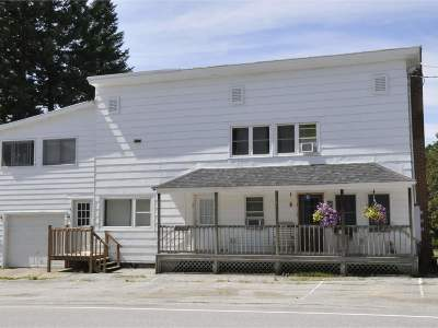 Franklin Multi Family Home For Sale: 5281 Main Street