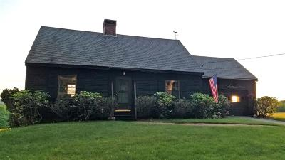 Wolfeboro Single Family Home For Sale: 560 Pine Hill Road