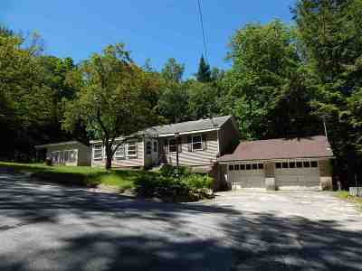 Bradford Single Family Home For Sale: 81 Marshall Hill Road