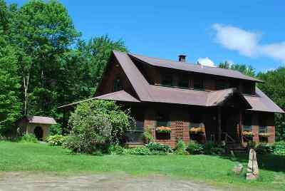 Elmore Single Family Home For Sale: 542 Hayford Road