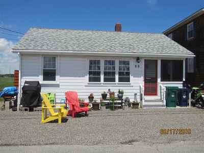 Hampton Single Family Home For Sale: 60 Island Path