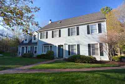 Laconia Condo/Townhouse For Sale: 10 Independence Way #C