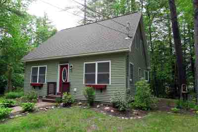 Moultonborough Single Family Home For Sale: 116 Shaker Jerry Road