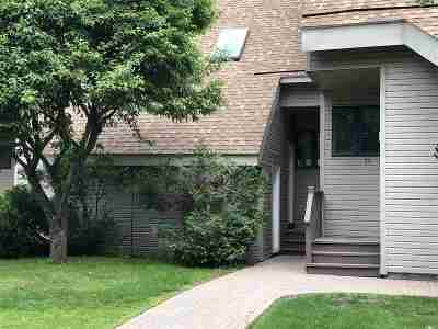 Woodstock Single Family Home For Sale: 42 Heritage Condos Way #18D