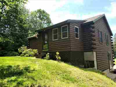 Nottingham Single Family Home Active Under Contract: 98 Stevens Hill Road