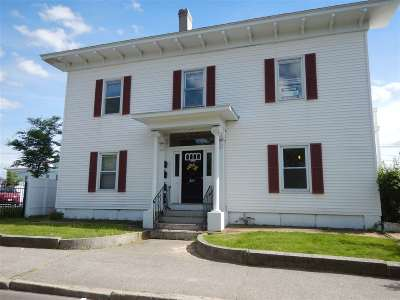 Manchester Multi Family Home For Sale: 263 Hanover Street