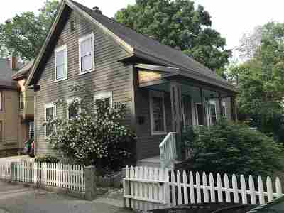 Concord Single Family Home For Sale: 21 S Spring Street