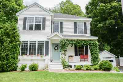 Milford Single Family Home Active Under Contract: 36 Oak Street