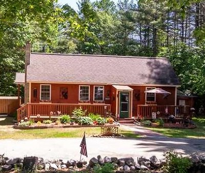 Conway Single Family Home For Sale: 775 Stark Road