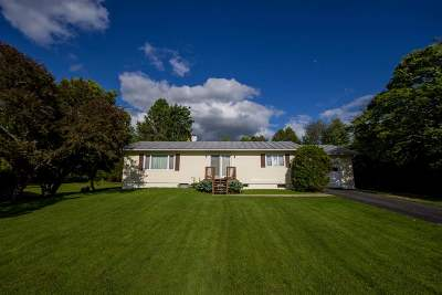 Waterbury Single Family Home Active Under Contract: 156 Sunset Drive