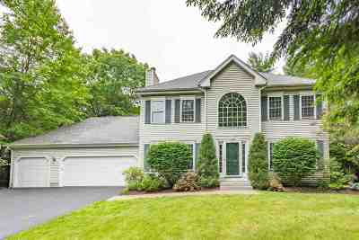 Auburn Single Family Home Active Under Contract: 17 Liberty Court
