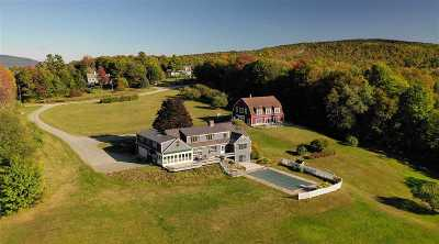 New London NH Single Family Home For Sale: $1,495,000