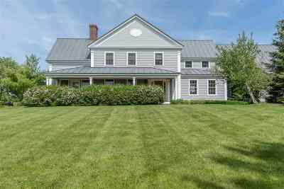 Cornwall Single Family Home Active Under Contract: 35 Edgewood Road