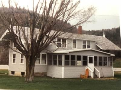 Cambridge Single Family Home For Sale: 118 Depot Street