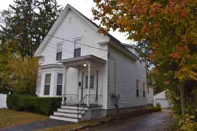 Laconia Multi Family Home For Sale: 416 Union Avenue