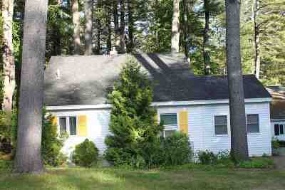 Laconia Single Family Home For Sale: 485 Endicott E Street #21